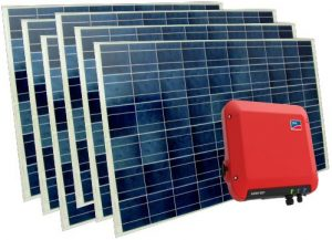 Energia Solar Solutions KIT 1500W