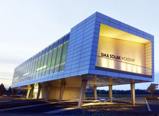 SMA solar academy