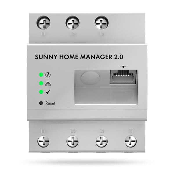SMA sunny home manager