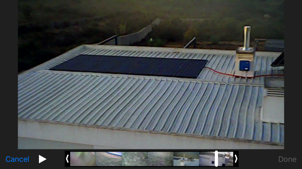 Mafre photo voltaic installation