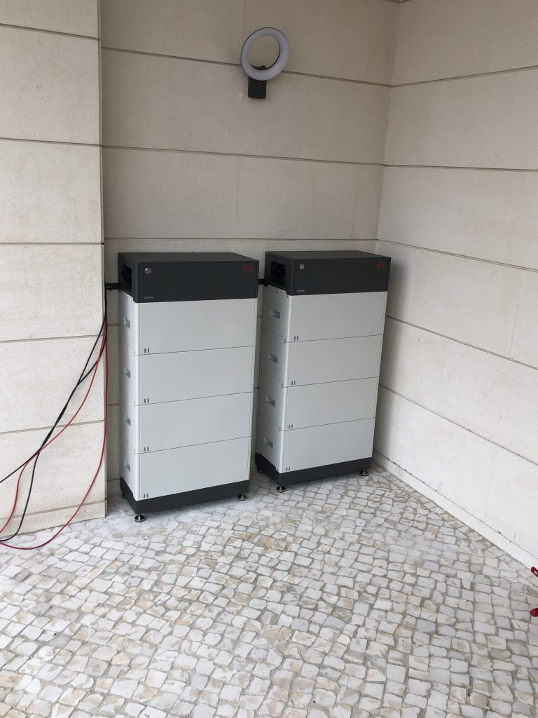 BYD HVM 22kW batteries _ Energia Solar Solutions