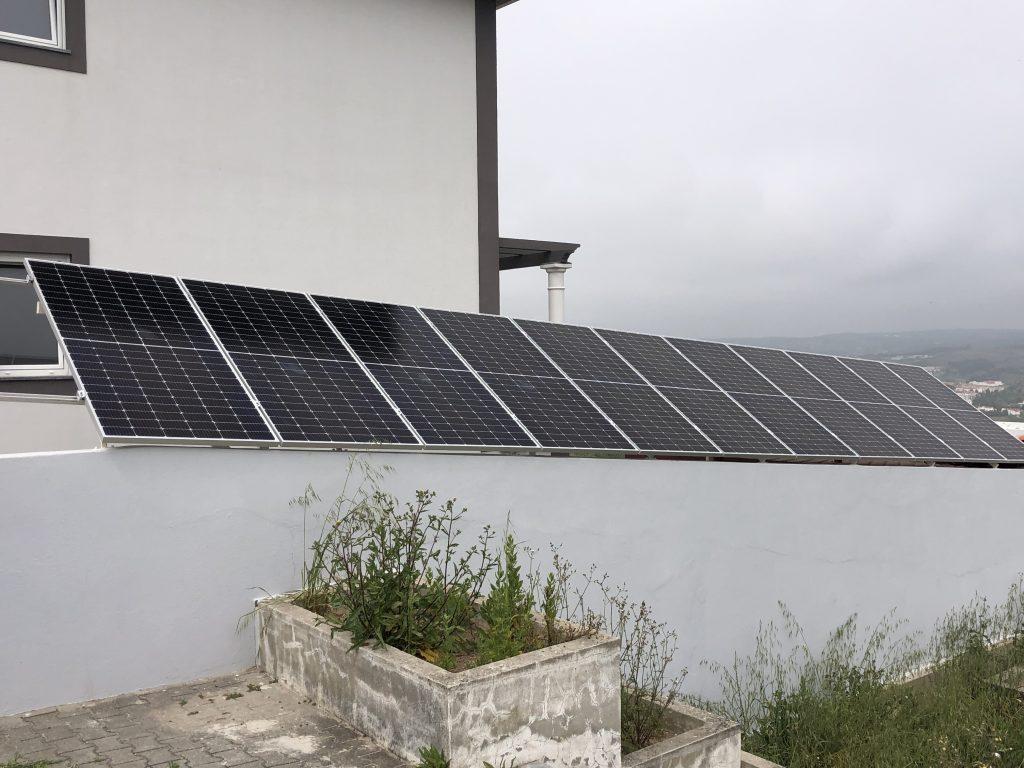 Lourinha 4kW solar installation